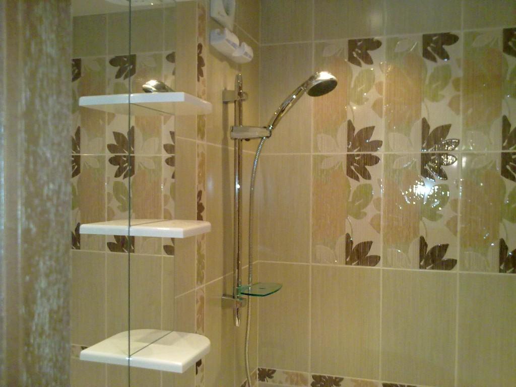 Ремонт в ванной  установка ванной 162
